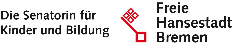 Logo der Senatorin für Kinder und Bildung