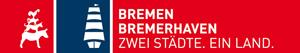 Logo des Landes Bremen - Zwei Städte, ein Land