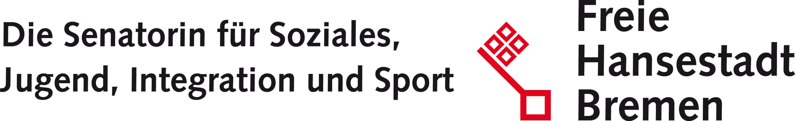Logo der Senatorin für Soziales, Jugend, Integration und Sport
